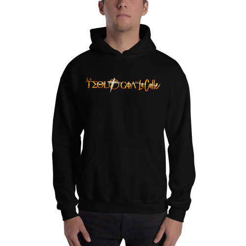 Street Theology- Urban- Hooded Sweatshirt