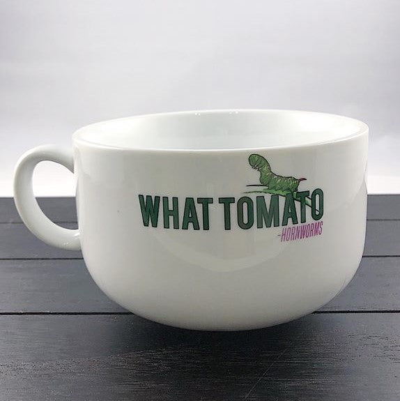 What Tomato Soup Ceramic Mug-28 oz