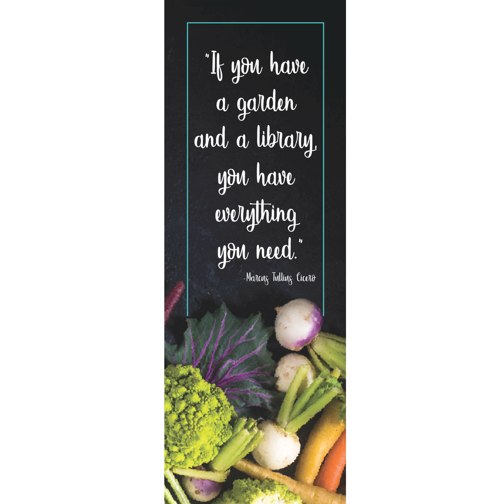 If You Have a Garden Bookmark
