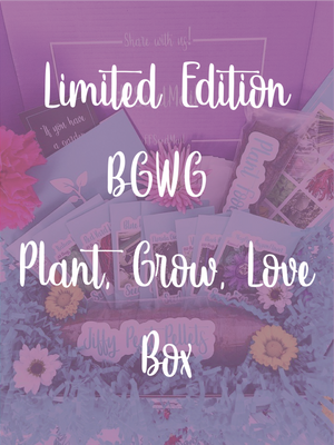 BGWG Plant, Grow, Love Box