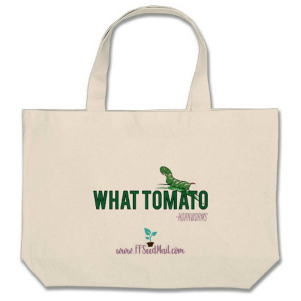 What Tomato Large Tote