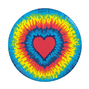 Tie Dye Heart Collapsible Grip - iGAME Clothing