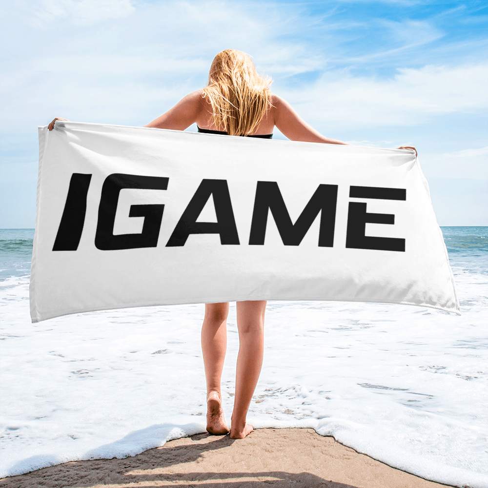 iGAME Towel - iGAME Clothing