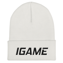 Load image into Gallery viewer, IGAME Beanie - iGAME Clothing