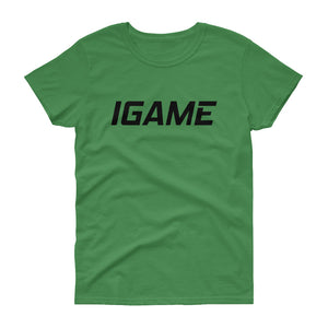 iGAME Women's t-shirt - iGAME Clothing