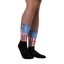 Load image into Gallery viewer, FLAG Socks - iGAME Clothing