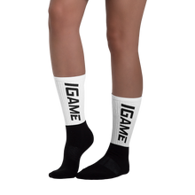 Load image into Gallery viewer, iGAME Socks - iGAME Clothing