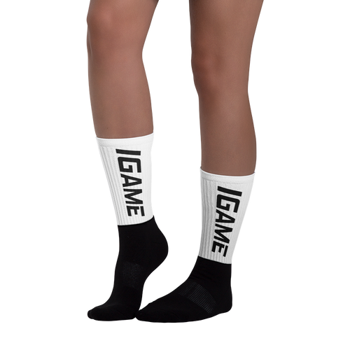 iGAME Socks - iGAME Clothing