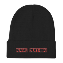 Load image into Gallery viewer, IGAME 3D Beanie - iGAME Clothing