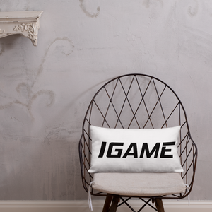 Premium Pillow - iGAME Clothing