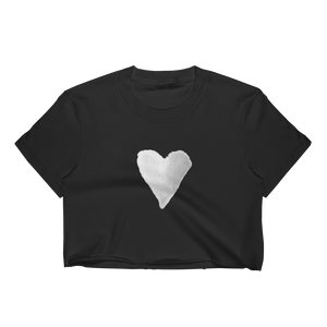 Heart Crop Top - iGAME Clothing
