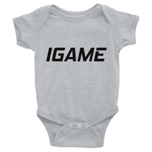 iGAME Infant Bodysuit - iGAME Clothing