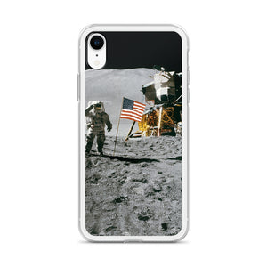 First Man iPhone Case - iGAME Clothing