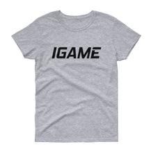 Load image into Gallery viewer, iGAME Women's t-shirt - iGAME Clothing