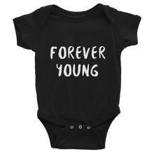 Load image into Gallery viewer, Forever Young Infant Bodysuit - iGAME Clothing