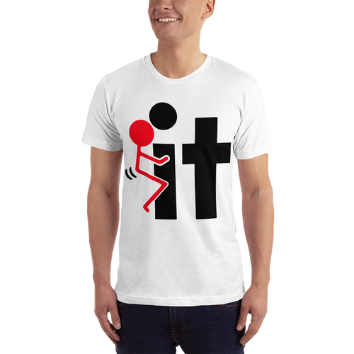Fu*k It T-Shirt - iGAME Clothing