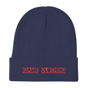IGAME 3D Beanie - iGAME Clothing