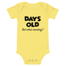 Load image into Gallery viewer, X Days Onesie - iGAME Clothing