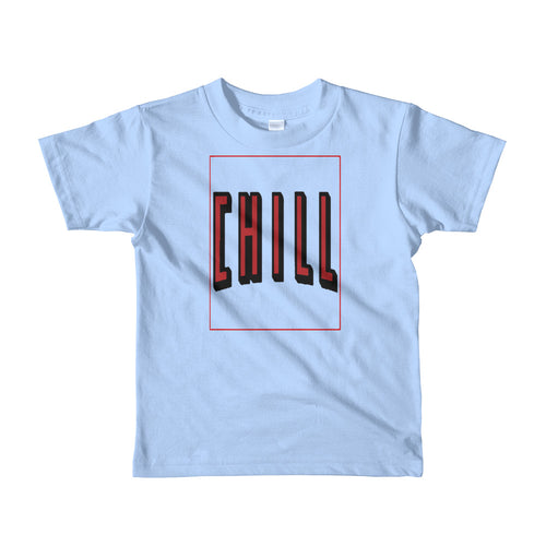 CHILL kids t-shirt - iGAME Clothing