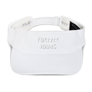 Forever Young Visor - iGAME Clothing