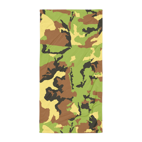 Camo Towel - iGAME Clothing