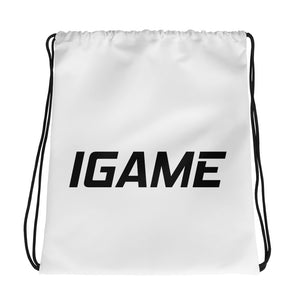 iGAME Drawstring bag - iGAME Clothing