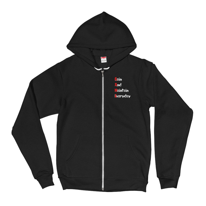 Gain And Maintain Everyday Hoodie - iGAME Clothing