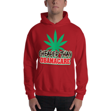 Load image into Gallery viewer, Obamacare Hooded Sweatshirt - iGAME Clothing