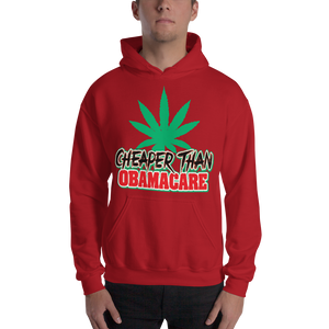 Obamacare Hooded Sweatshirt - iGAME Clothing