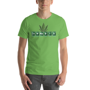 Cannabis T-Shirt - iGAME Clothing