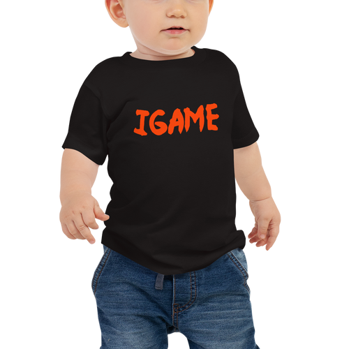 IGAME Baby Tee - iGAME Clothing
