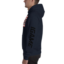 Load image into Gallery viewer, Freedom Hoodie - iGAME Clothing