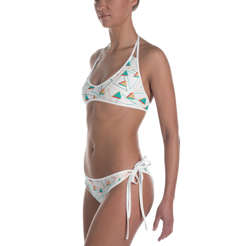 3D Triangle Bikini - iGAME Clothing
