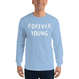 Forever Young Long Sleeve T-Shirt - iGAME Clothing