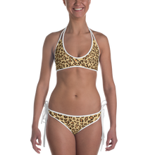 Load image into Gallery viewer, Leopard Bikini ( BROWN ) - iGAME Clothing