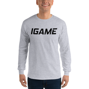 Long Sleeve T-Shirt - iGAME Clothing