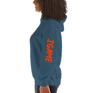 Heart Sweatshirt - iGAME Clothing