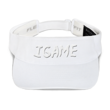 Load image into Gallery viewer, iGAME 3D Visor ( White ) - iGAME Clothing