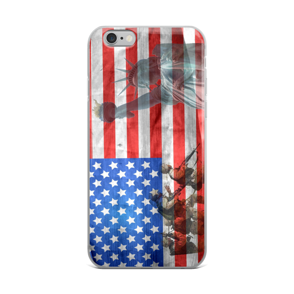 Flag iPhone Case - iGAME Clothing