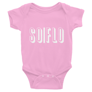 SOFLO Infant Bodysuit - iGAME Clothing