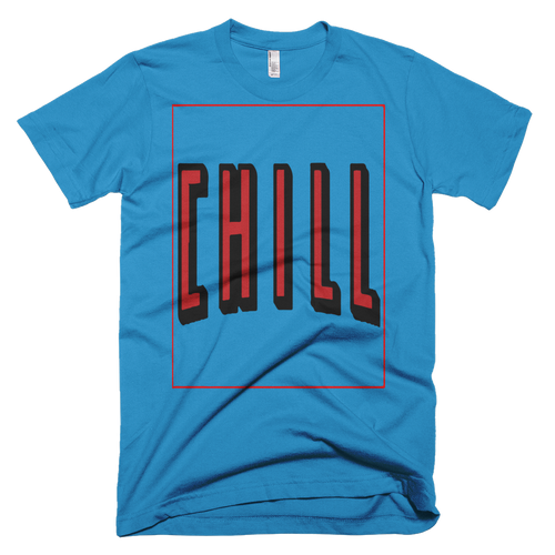 CHILL T-Shirt - iGAME Clothing
