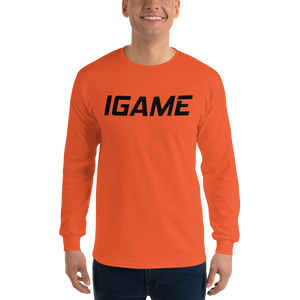 IGAME Long Sleeve T-Shirt - iGAME Clothing