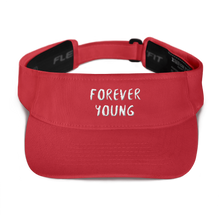 Load image into Gallery viewer, Forever Young Visor - iGAME Clothing