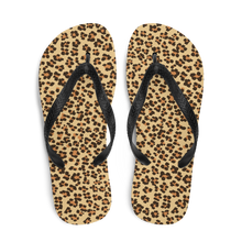 Load image into Gallery viewer, Leopard Flip-Flops - iGAME Clothing