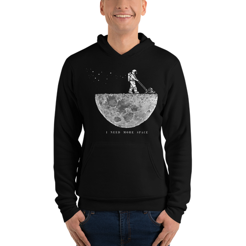 i Need Space Hoodie - iGAME Clothing