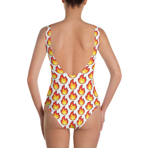Fire One-Piece - iGAME Clothing