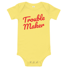 Load image into Gallery viewer, Trouble Maker Onesie - iGAME Clothing