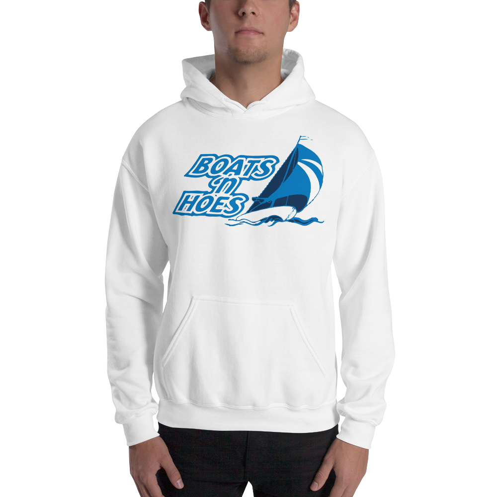 Boats N Hoes Hoodie - iGAME Clothing