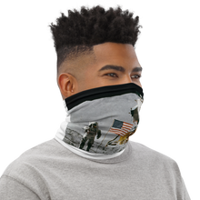 Load image into Gallery viewer, First Man On Moon Neck Gaiter