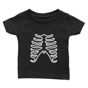 Rib Cage Infant Tee - iGAME Clothing